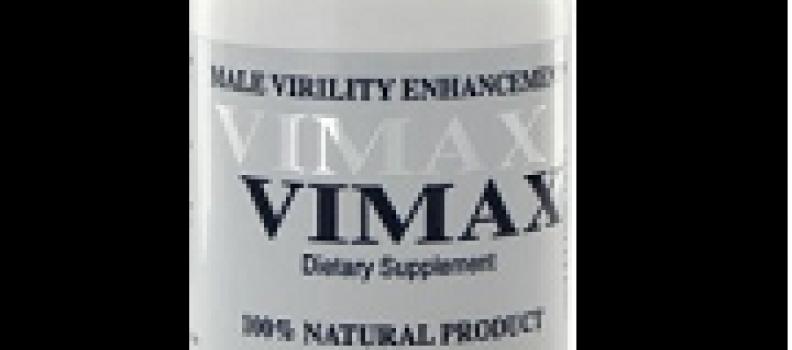 VIMAX – La solution pour développer votre virilité